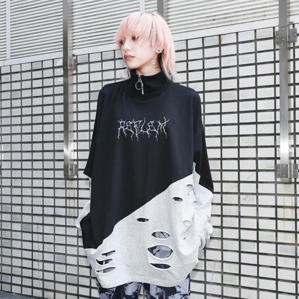 Black×Gray(ブラック×グレイ)